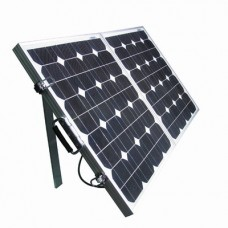 Powertech 80W Portable Folding Solar Panel